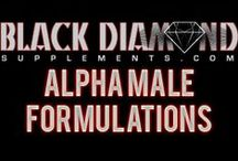 Alpha Male Formulations / Alpha Male Fitness supplements help you get the muscle and strength you've always wanted.