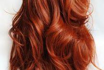 Red Hair / .
