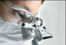 Dental loupes / Surgical and Dental Loupes from Heine.