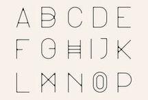 Typography / Beispiele für gute Gestaltung mit Typografie im Web.
