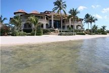 Luxury Caribbean Beachfront Homes / The Caribbean's ultimate beachfront homes for sale from 7th Heaven Properties.