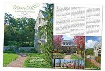Stylish Spaces with Masonry / Luxury lifestyle magazine — masonry projects