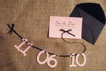 Hochzeit   Save the Date   Karte