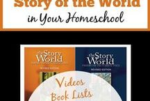 Story of the World / Printables, books, resources, and more that will be useful to families using Well Trained Mind Press' Story of the World Volumes 1-4.