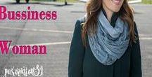 Busy Business Woman / Women Entrepreneurs