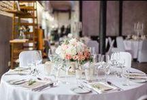 Wedding   Tischdekoration