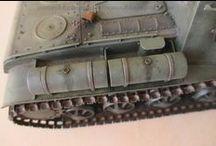 Modellismo - SU-152 late / SU-152 late (Trumpeter 5568) - 1/35 scale model (http://vonvikken-modellismo.blogspot.it/search/label/SU-152)