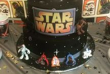 Star Wars Birthday Party DIY / great ideas to create an EPIC Star Wars Party