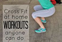 At Home Workouts / Easy at home workouts anyone can do