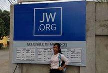 JW- Kingdom Halls