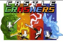 Castle Crasher Party DIY / I HAD TO GREAT REALLY CREATIVE WITH MY SON 4TH CASTEL CRASHER THEME PARTY