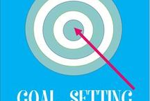 Goal Setting / Setting goals gives your life direction, and boosts your motivation and self-confidence. Learn how to set SMART goals and achieve your dreams.