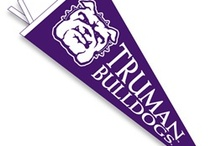 Truman Apparel & Gear / Show your bulldog pride with Truman gear from the University bookstore!