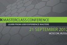 UX Masterclass 2012 Moscow