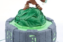 Skylanders Cakes / by Skylanders Collection