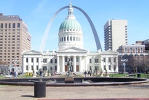My home town. St. Louis / by Antonette Thompson