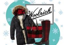 Baby It's Cold Outside / Woolrich has you covered to stay warm as the temperatures drop. / by Woolrich Inc.