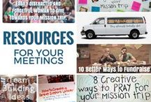 Missions Resources