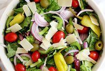 Salad & Dressing Recipes
