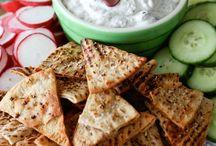 Dip & Salsa Recipes