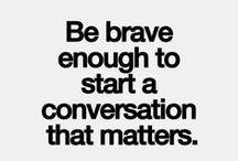 Enticing conversations