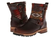 Boots on Boots on Boots / by Woolrich Inc.