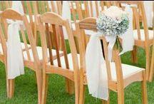 Cadeira de Cerimônia / Os pequenos detalhes que fazem toda diferença