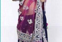Bridal Lehenga, saree, half saree, indo-western saree / Designer sarees, lehenga, dresses, online, on-show,