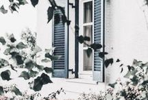 Εξωτερικοί χώροι σπιτιού