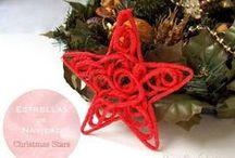 Christmas DIY (Zrób to sam na Boże Narodzenie) / Pomysły na ręcznie tworzone ozdoby świąteczne