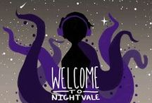 wellcome to night vale