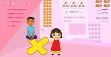 Multiplication - Apprendre les tables de multiplication