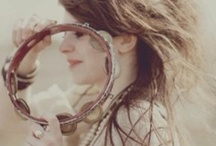 wear: boho / vagabondin', freedom, ease, lace, wind-blown, summer