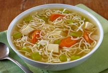 Delicious Soups and Salads