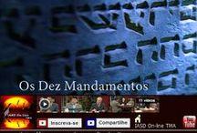 Série: Os Dez Mandamentos / http://www.youtube.com/playlist?list=PL982C2F3D7D322C8E