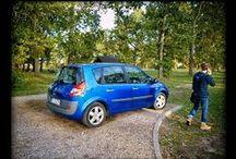 Galeria forumowiczów / Dwa auta i to z Chorzowa :) Więcej zdjęć na www.scenic-forum.pl