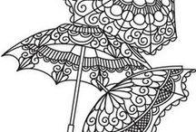DIY printables, patterns