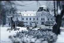 My town Humenné