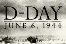 D-Day World War II / June 6, 1944. D-Day, the Invasion of Europe by the Allies in World War II.