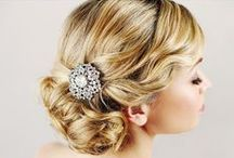 I Do! Hairdos / Find your perfect hairstyle for your big day!