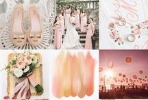 Bride and Breakfast Color Inspiration Board