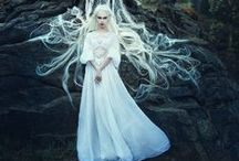 Fantasy / Inspirations for photo sessions.