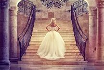 Bridal Photography / Looking for some inspiration before you take your bridal portraits? Look no further! This is a collection of some fabulous portraits that we've seen here at The Bell Tower on 34th.