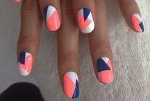 Nail art to die for / from the simple to elaborate - we love it all!
