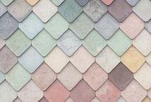 SOFT COLOURS | COULEURS DOUCES / Soft color palettes & pastels