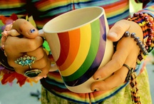 colorful life / by Michelle Fell