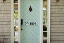 """The Mint Door / """"If God shuts one door, He opens another."""" Irish proverb"""