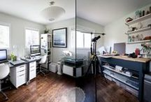 Home Sweet Home - Office / by Briar Biddle