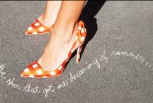 shoes / by Deborah Shearer
