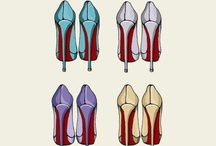 Shoes / by Becca Hadler